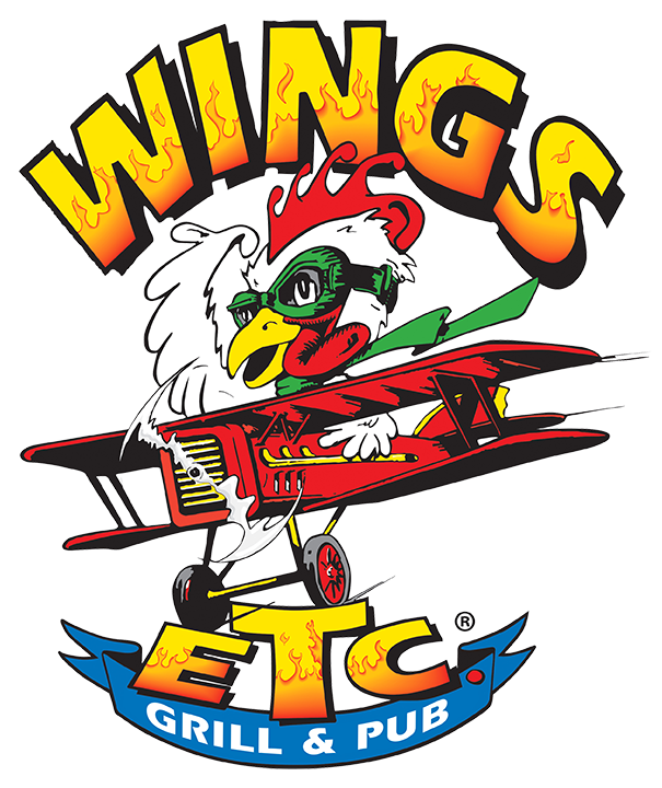 Thank your Platinum Sponsor Wings Etc. Fundraiser Night