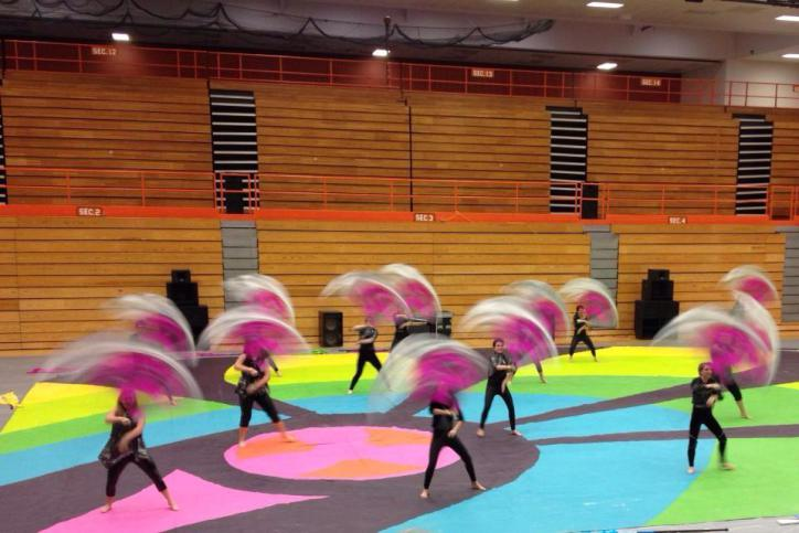 2015 Winterguard Auditions & Workshop