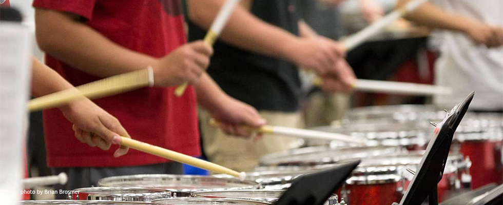 2015 Pep Band Registration Now Open