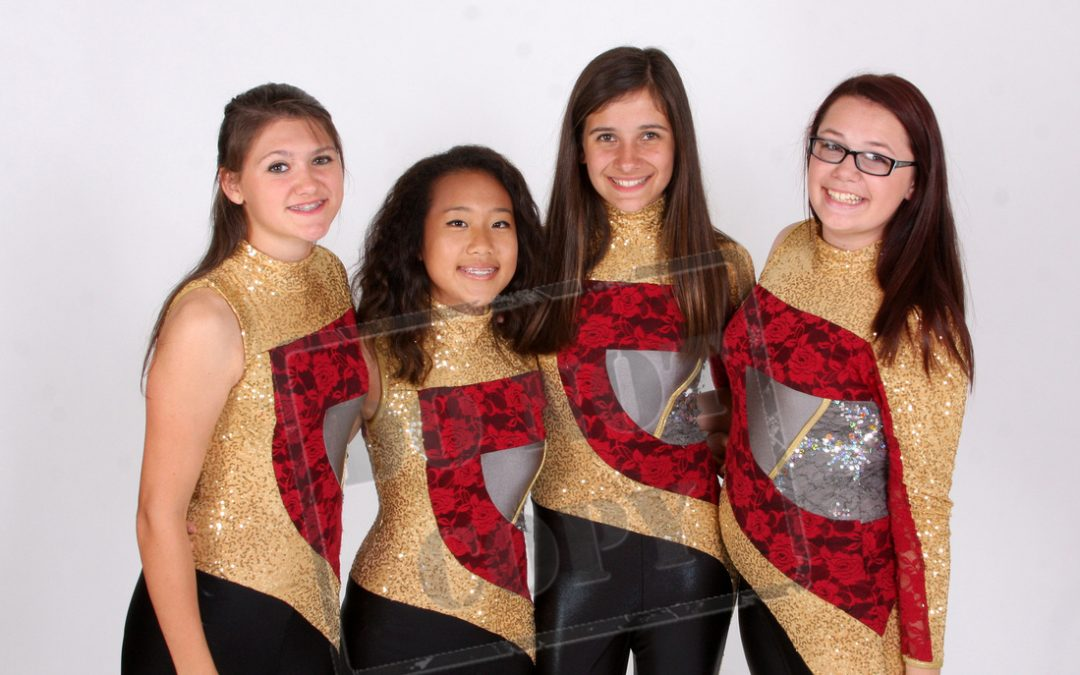 2014 Marching Band & Guard Photos Ready