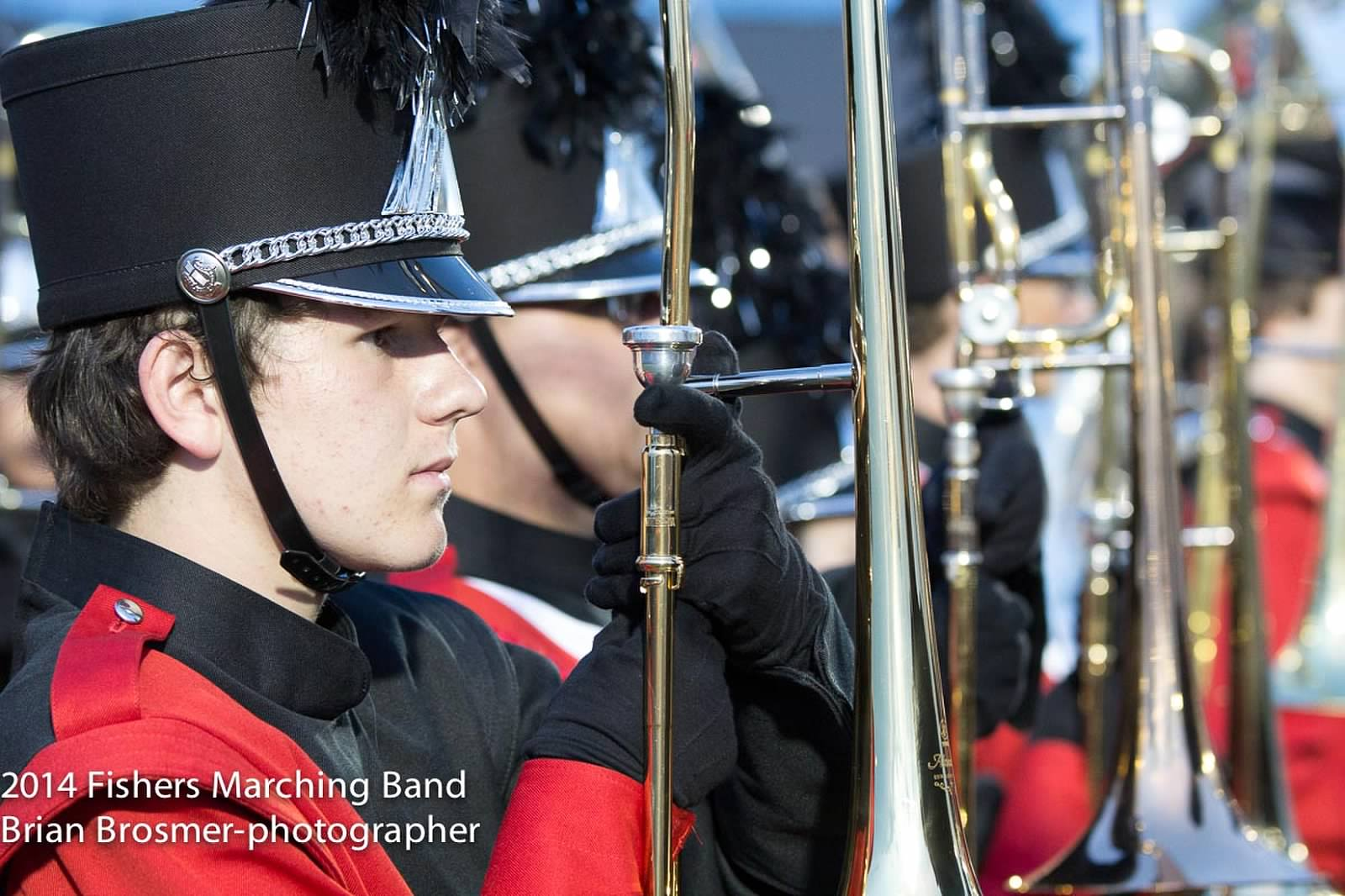 2014 ISSMA Regional Marching Band Contest