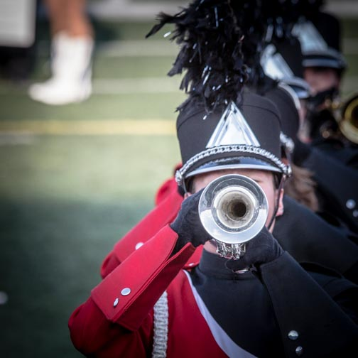 2015 Fishers Invitational Band Itinerary