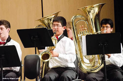 Winter Concert Band Performance – Feb. 11, 2015