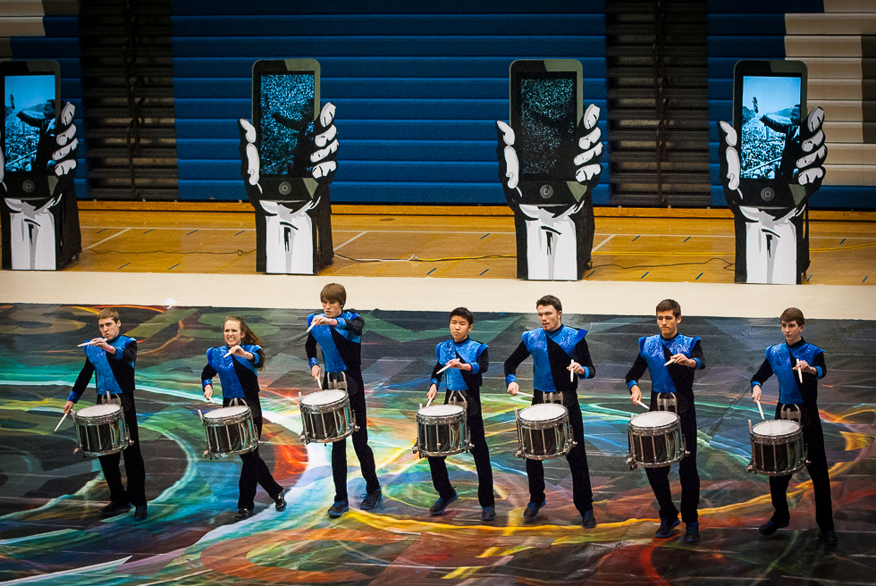 2015 Winter Percussion PULSE