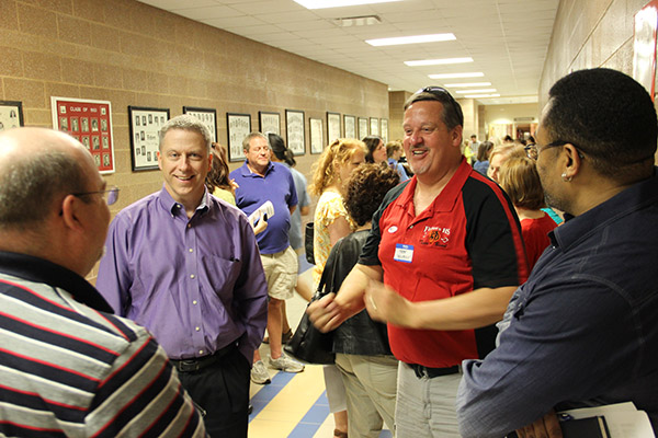 Booster Meeting – June 1, 2015