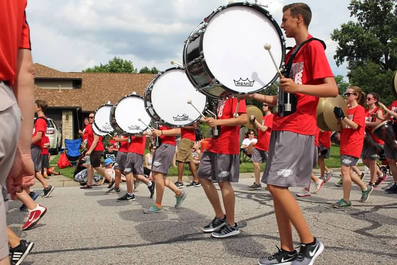 2015 CarmelFest Parade