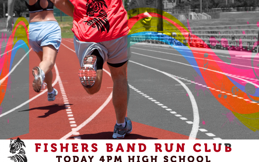 2015 FHS Band Run Club