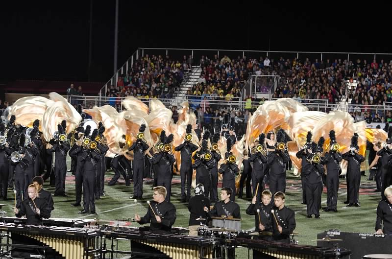 2015 ISSMA Regional Itinerary – Center Grove 10/17