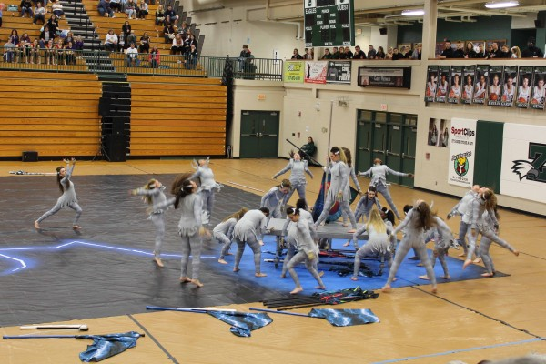 Winter Guard Competition – February 20, 2016