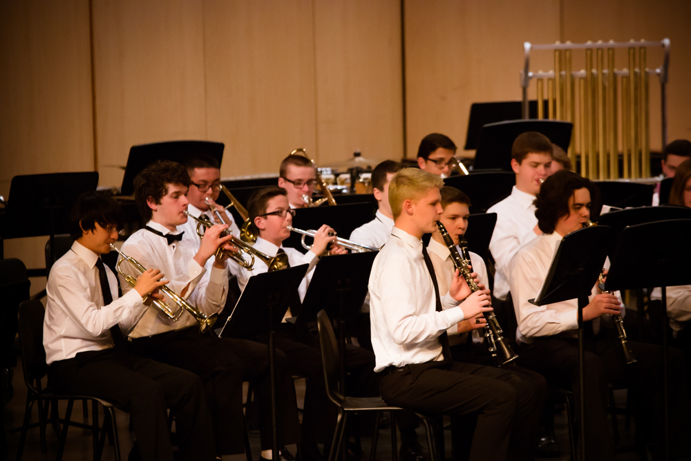 2016 Pre-ISSMA Band Concert