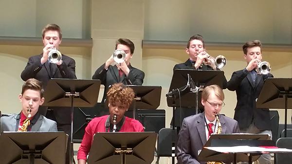 2016 Jazz Café – April 15