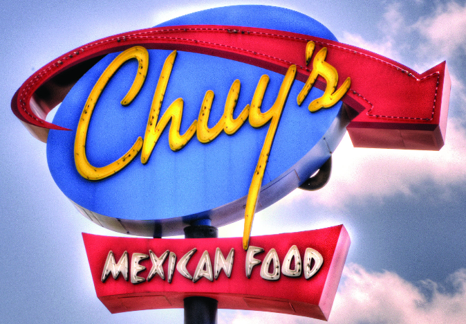 Chuy's Fundraiser on March 21, 2017