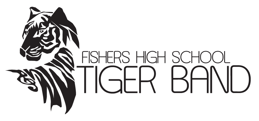 Guard - Fishers H S  Tiger Band
